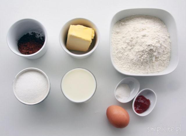 murzynek przepis składniki