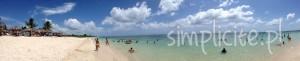 plaża kuba morze karaibskie