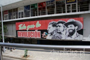 kuba sztuka galeria rewolucja che