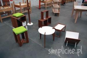 warszawa design festiwal meble projektanci