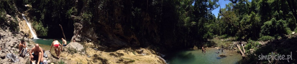 wodospad góry trynidad kuba