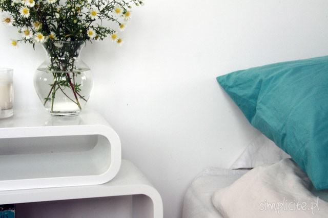 turkus sypialnia turkusowa sypialnia