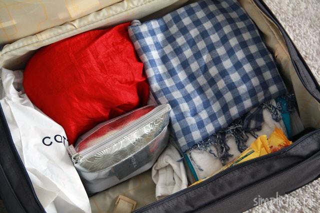 pakowanie poradnik podróż