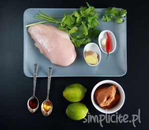 szaszłyk z kurczaka przepis