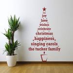 Cykl świąteczne inspiracje. Alternatywna choinka.