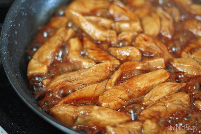 przepis na kurczaka w glazurze po japońsku