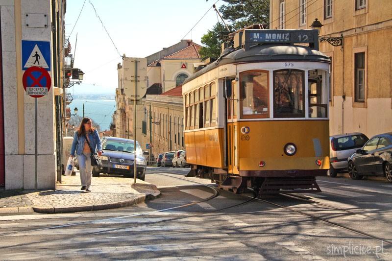 Lizbona. Przewodnik bardzo subiektywny.