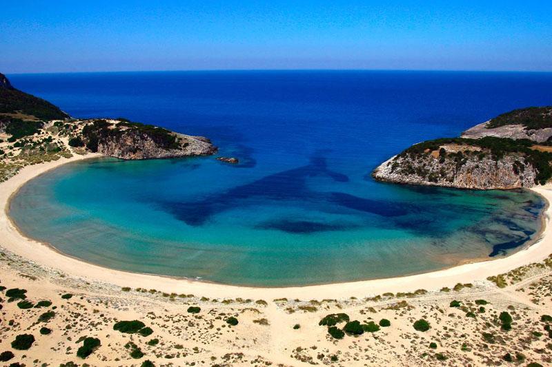 voidokilia-plaża