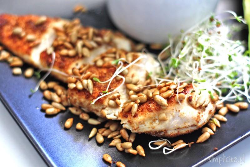 przepis na kurczaka z kolendrą