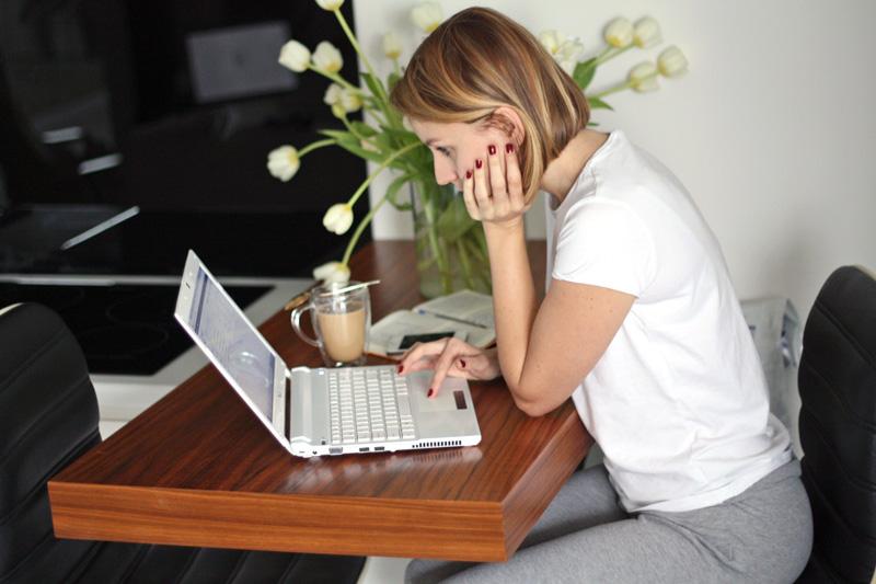 Jeden dzień z życia blogerki… (plus KONKURS!)