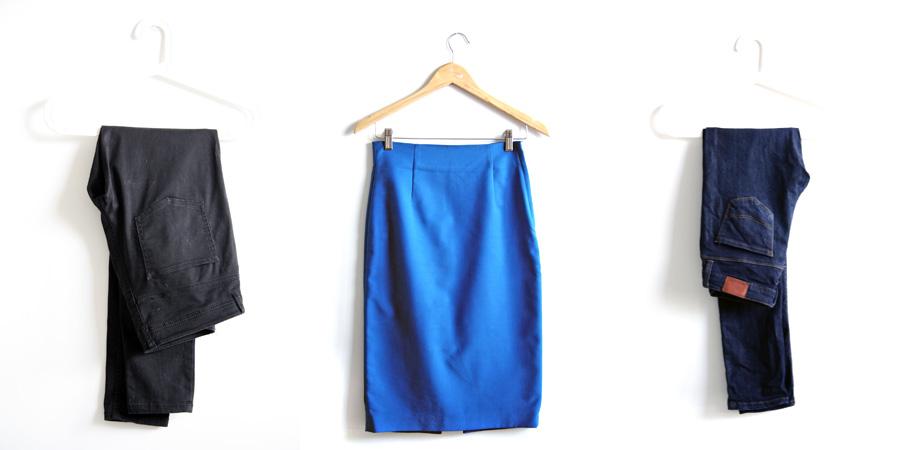 Nowa Szafa Minimalistki w wersji capsule wardrobe!