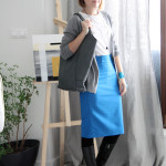 Szafa Minimalistki (capsule wardrobe). Listopad 2014. Tydzień 1