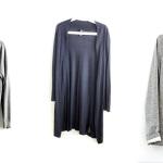 Szafa Minimalistki (capsule wardrobe). Styczeń 2015