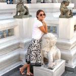 Szafa Minimalistki w Tajlandii. Tydzień 1
