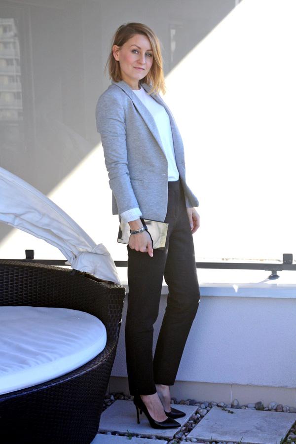 szafa minimalistki capsule wardrobe slow fashion minimalizm moda