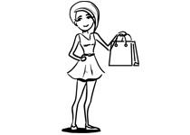 zakupy minimalistki