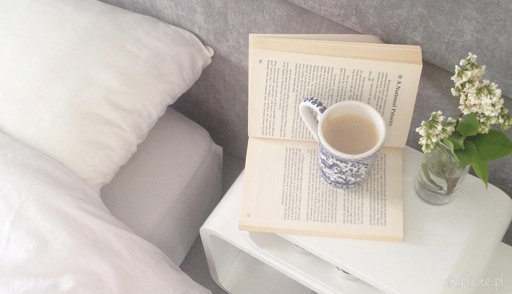 minimalistyczne wnętrza minimalizm sypialnia
