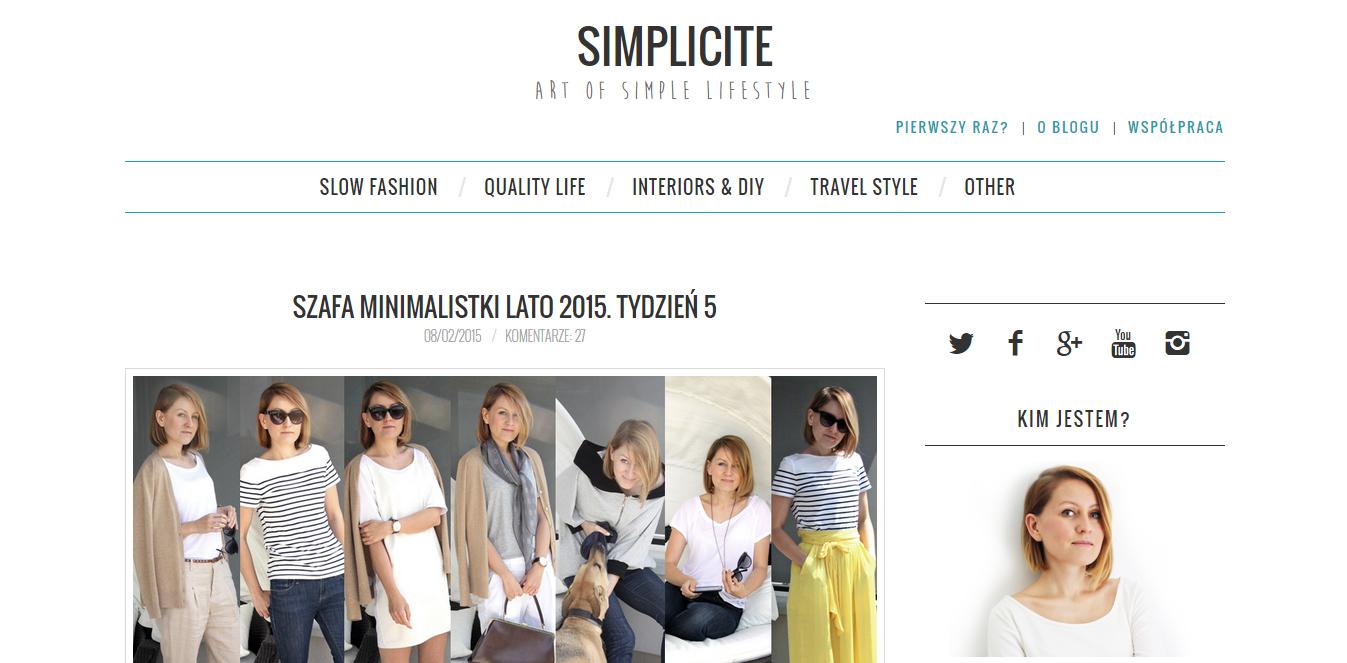 Nowa odsłona Simplicite.pl