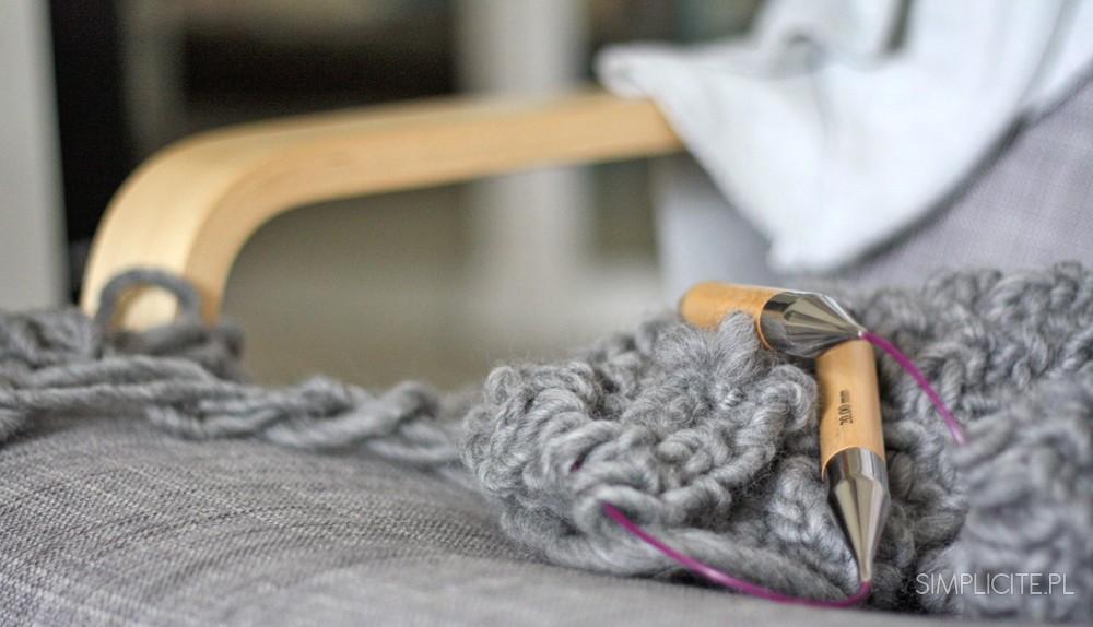 DIY: Jak zacząć robić na drutach?