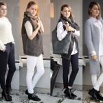 Szafa Minimalistki (capsule wardrobe). Listopad 2015. Tydzień 1