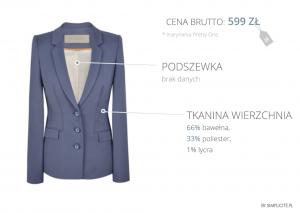 ile kosztuja ubrania simplicite 5