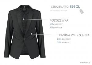 ile kosztuja ubrania simplicite 7