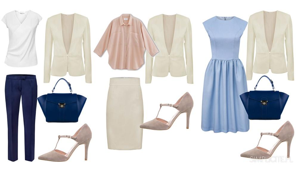 27e84e14cf Jak ubierać się do pracy latem  - Simplicite