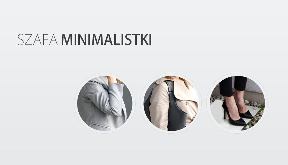Szafa Minimalistki w wersji capsule wardrobe. Wiosna 2016. Tydzień 6
