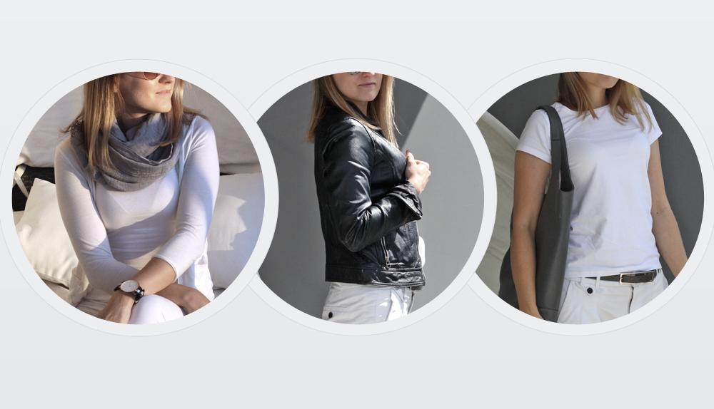 Szafa Minimalistki w wersji capsule wardrobe. Lato 2016. Tydzień 5