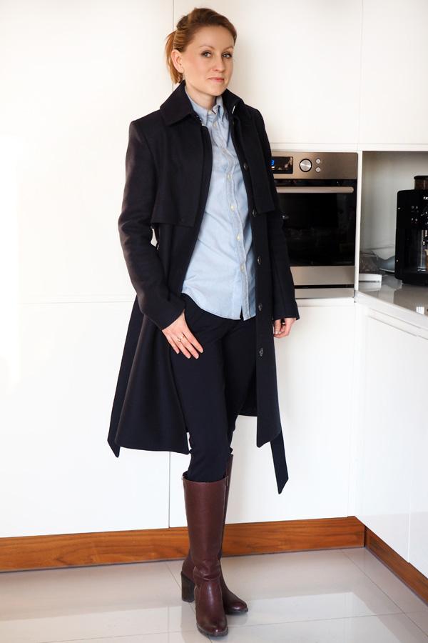Szafa Minimalistki, capsule wardobe, minimalizm w szafie