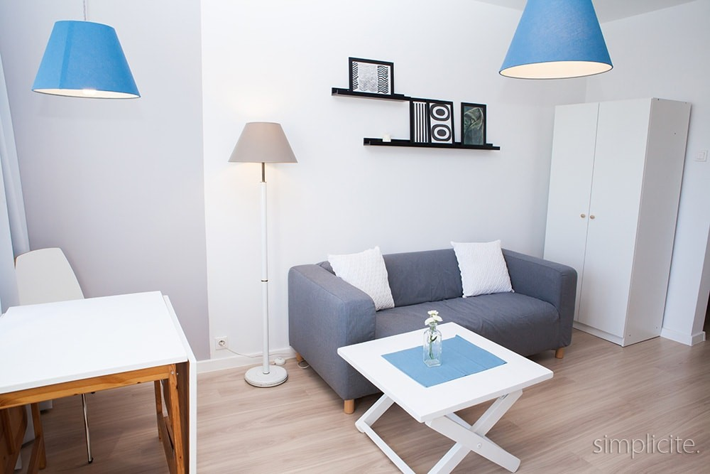 Jak urządzić mieszkanie na wynajem?