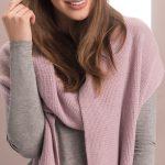 Mini kolekcja szali wełnianych Simplicite dla Piumo już w sprzedaży