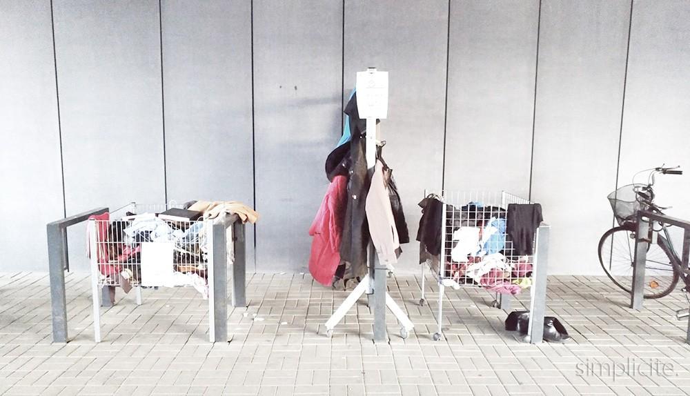 Co zrobić z niepotrzebnymi ubraniami?