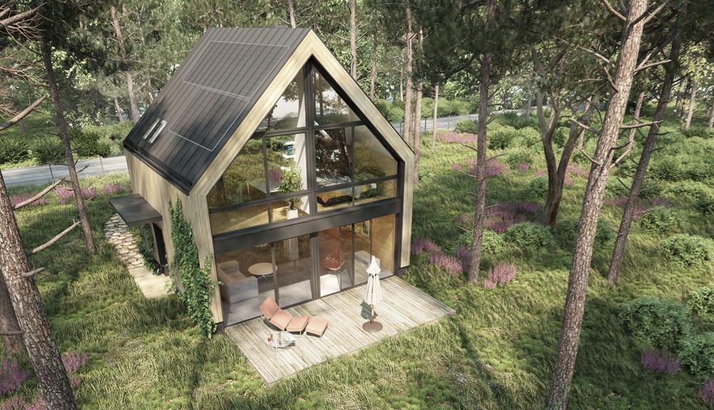 Budujemy dom na wsi! Projekt, pierwsze potyczki i planowane ekologiczne rozwiązania w domu