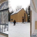 Nasza nowoczesna stodoła w lesie. Jak rozplanowaliśmy wnętrze?