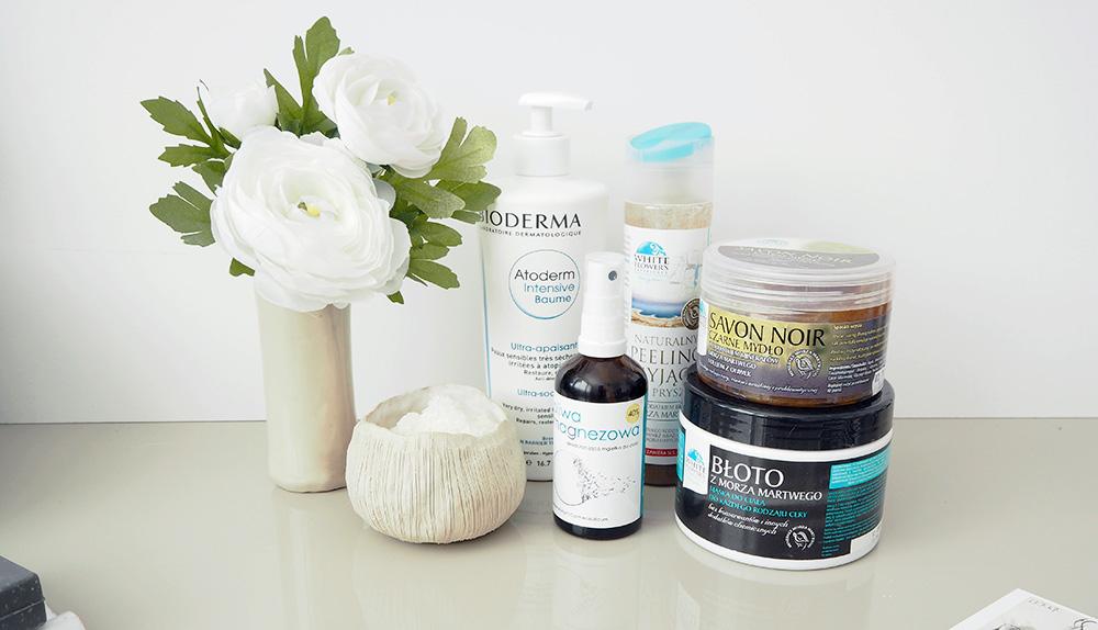 Toaletka Minimalistki. Kosmetyki do pielęgnacji ciała. Zima 2019