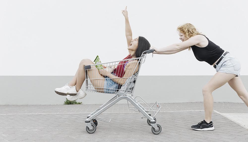 Dołącz do zakupoodpornych! Pierwszy w Polsce poradnik niekupowania #1