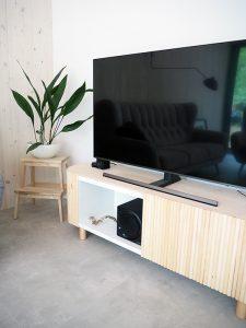 salon japandi nowoczesna stodoła opoczno