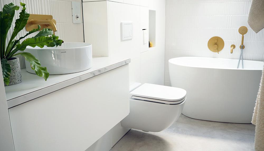 łazienka Na Poddaszu Bez Kompromisów Simplicite