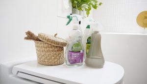 sprzątanie less waste