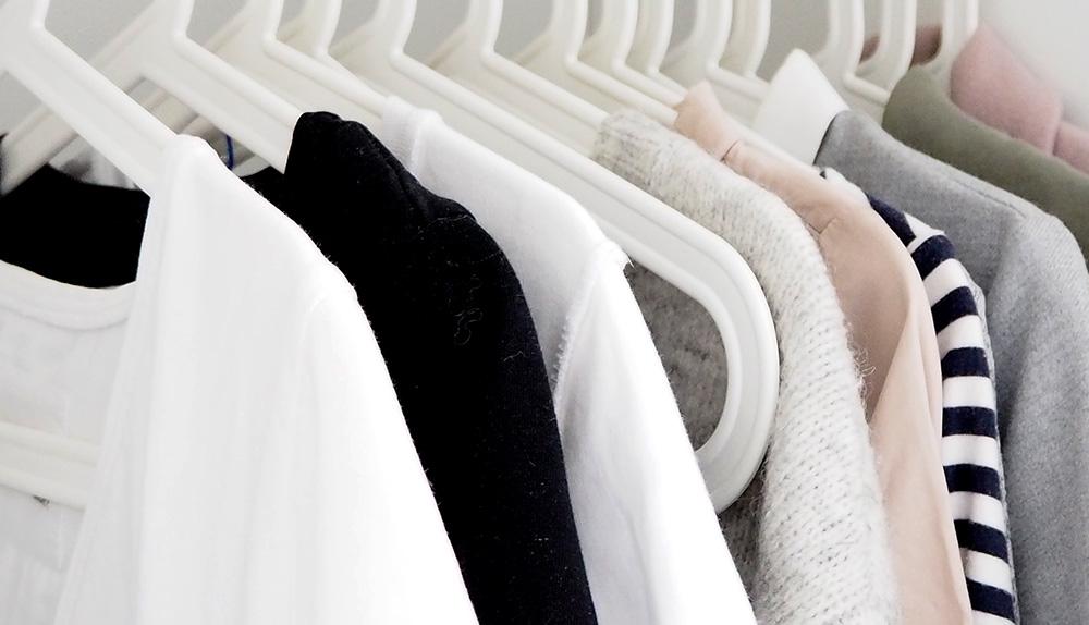 Szafa Minimalistki w praktyce. Ile wydałam na ubrania w 2019 roku?