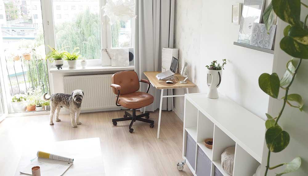 Mieszkanie minimalistki