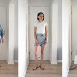 Szafa Minimalistki. Jak stworzyłam letnią capsule wardrobe?