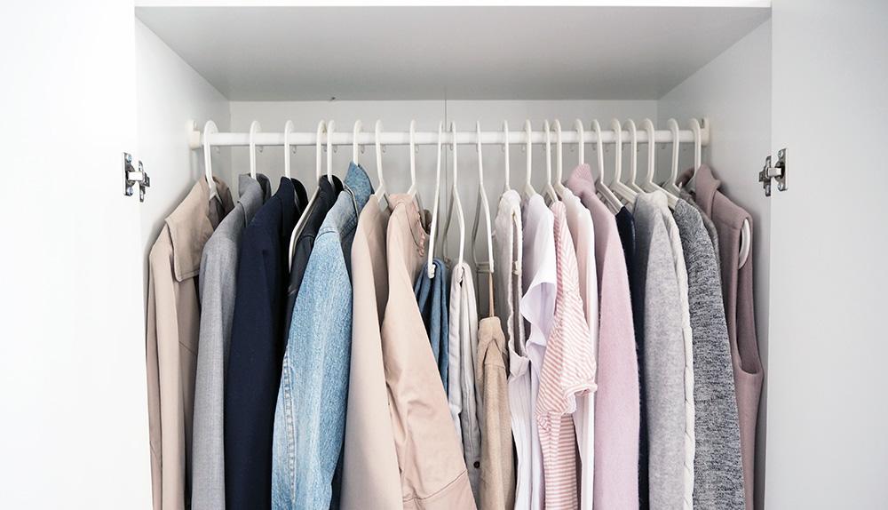 Wiosenne porządki w szafie
